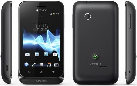 Sony ST21i2  Xperia Tipo DUAL SIM Serene black  98.00
