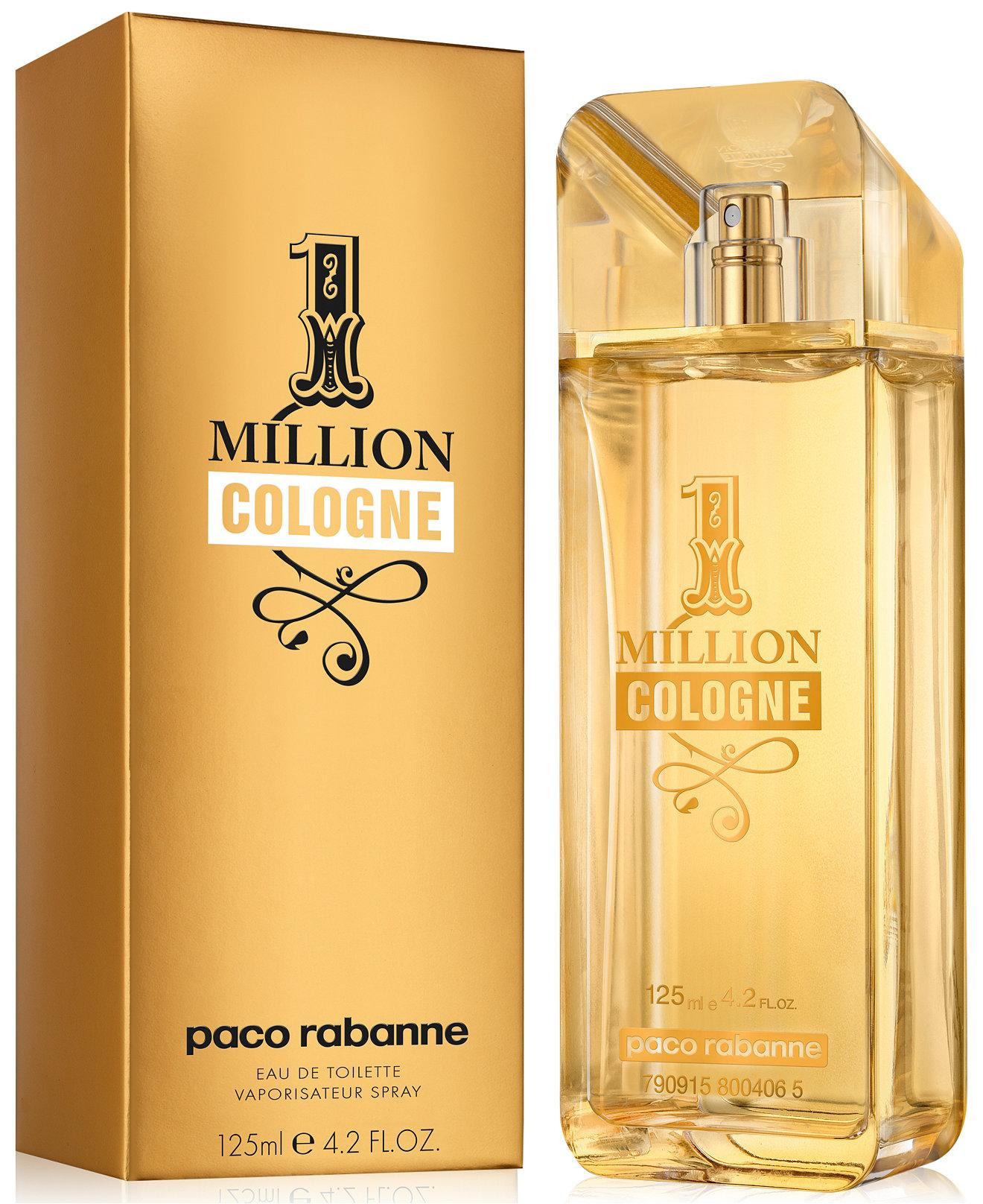 Paco Rabanne 1 Million Cologne 75ml EDT