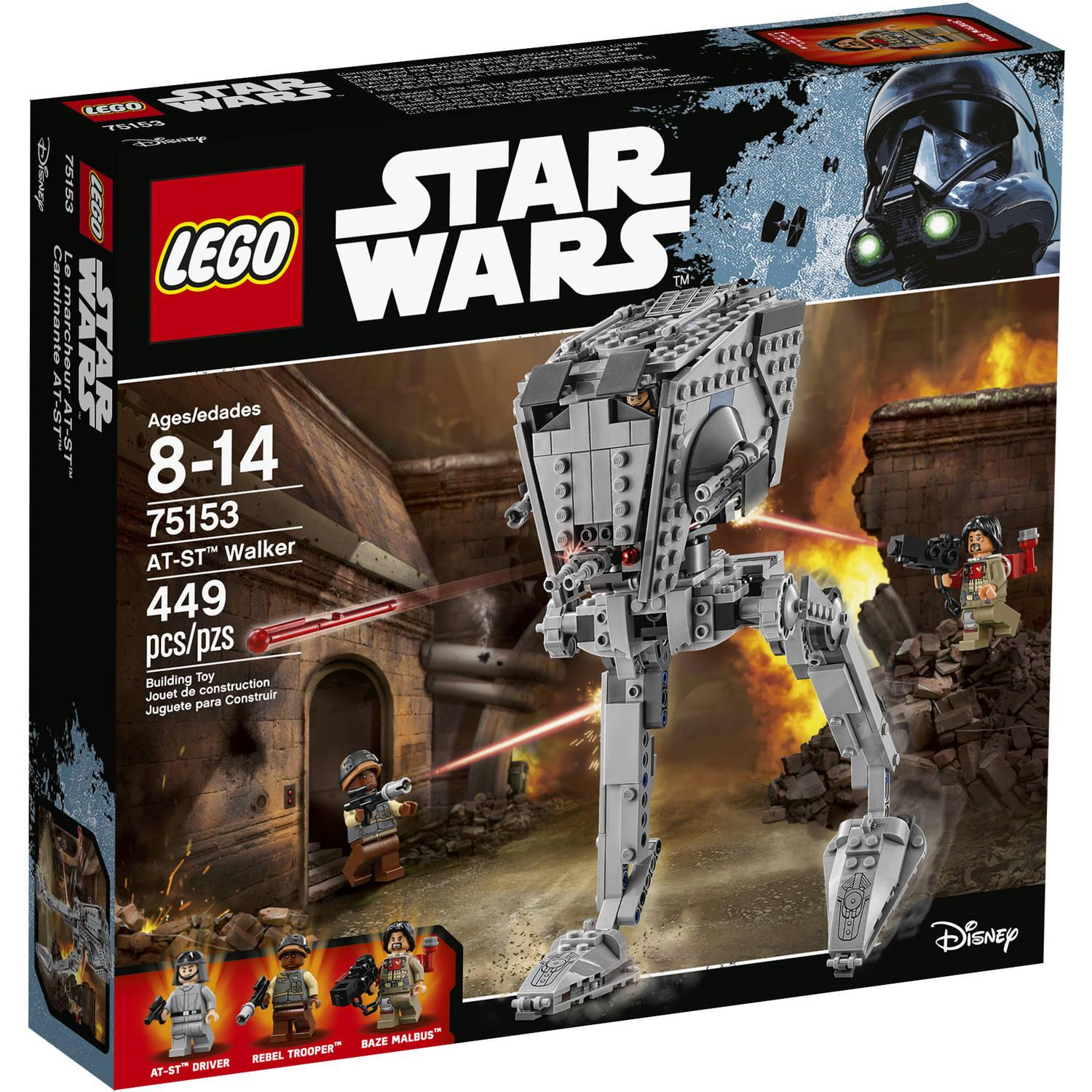 Lego Star Wars  AT-ST (75153)