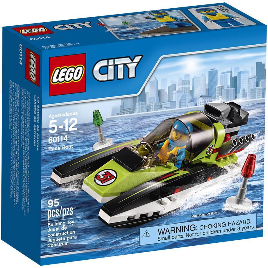 Lego Race Boat 60114