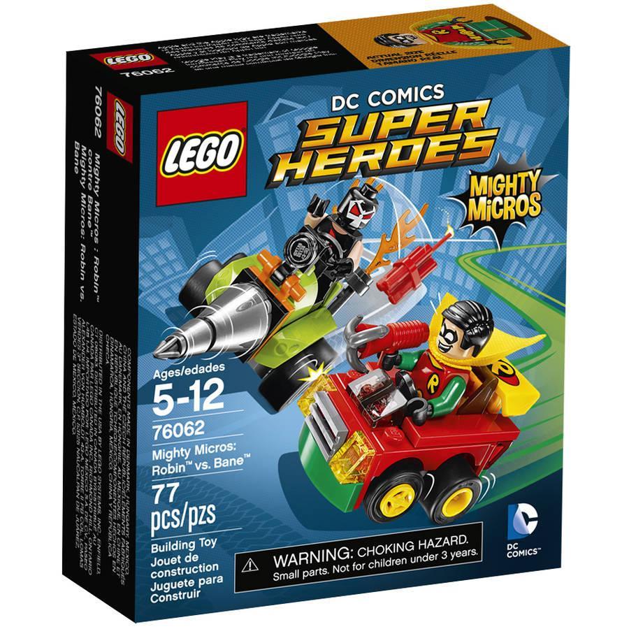 Lego Super Heroes Mighty Micros: Robin vs. Bane