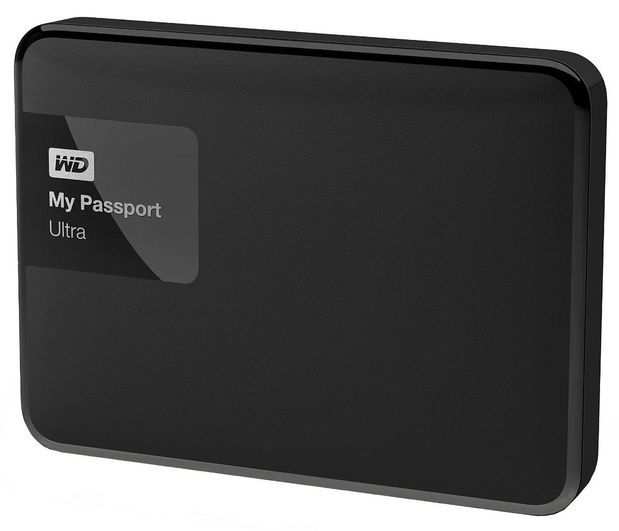 Western Digital WD My passport Ultra 500GB black WDBWWM5000ABK