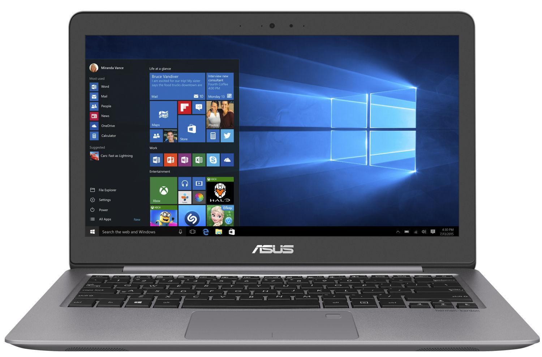 Asus Zenbook UX305UA 13.3/i3-6100U/4GB/1TB//INTELHD520/WIN10/ Grey