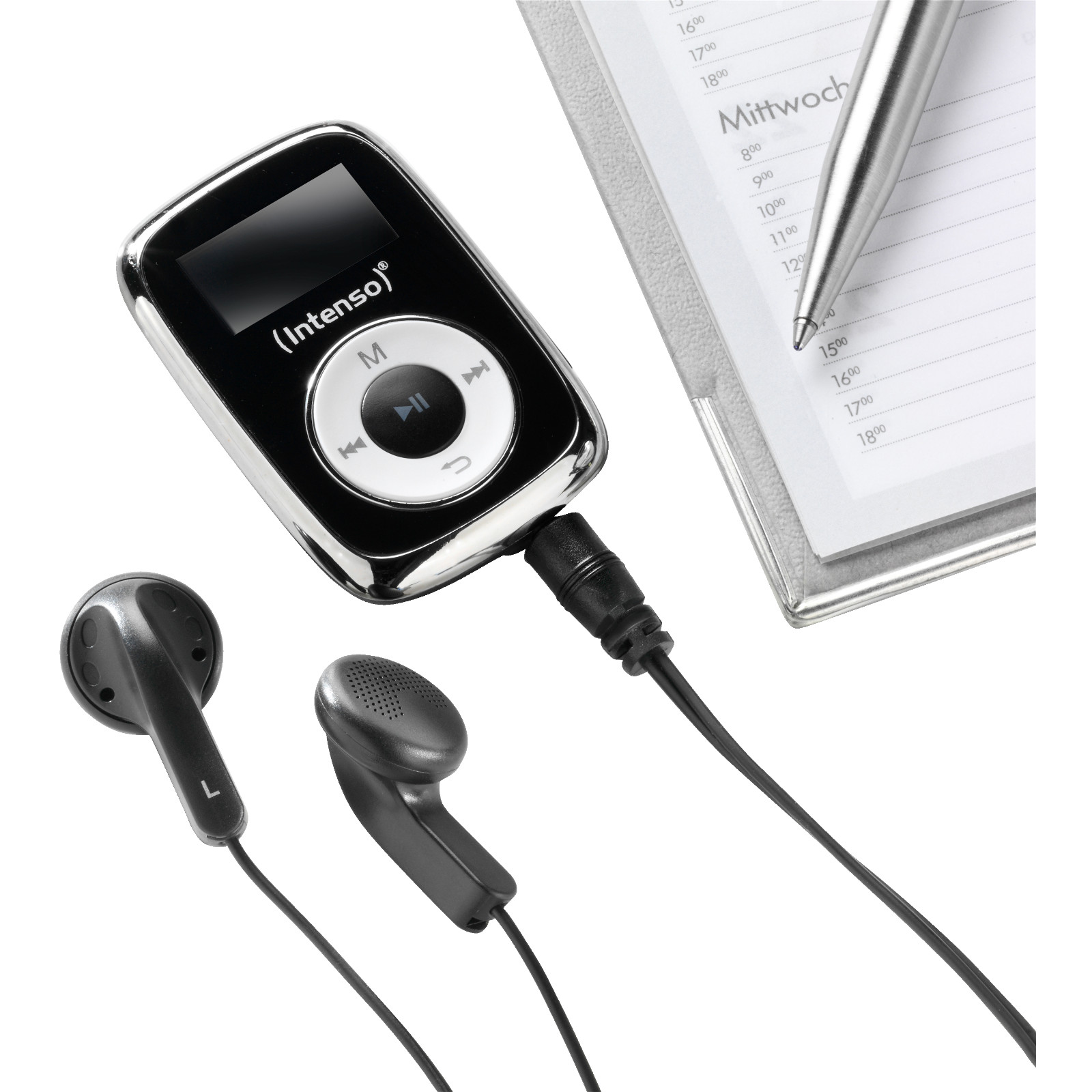 Intenso Music Mover 8GB black 3614560