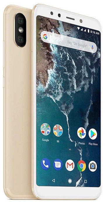Xiaomi Mi A2 Dual 4+64GB gold -USED