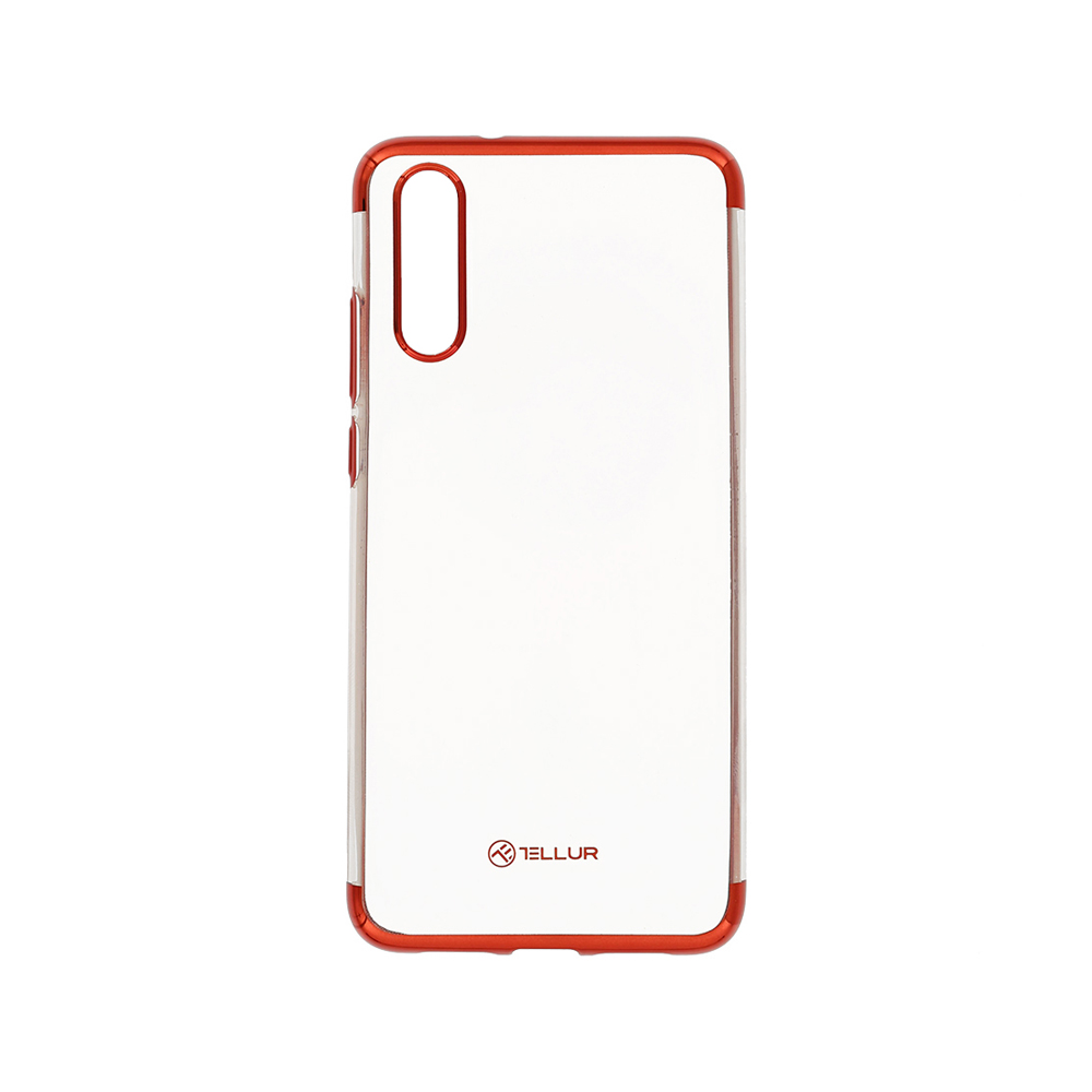 Tellur Cover Silicone Electroplated for Huawei P2..