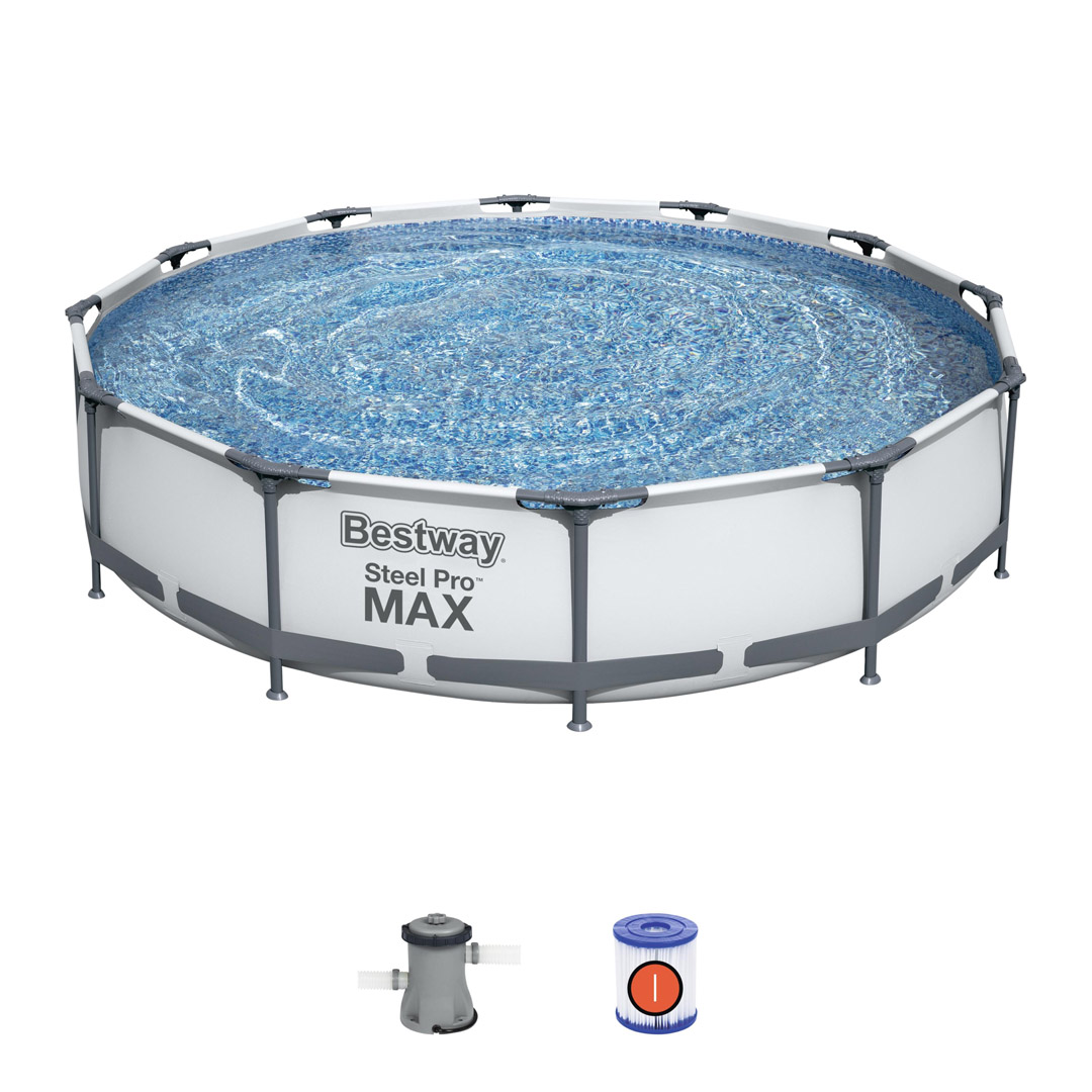 Bestway Steel Pro MAX Pool Set 56416
