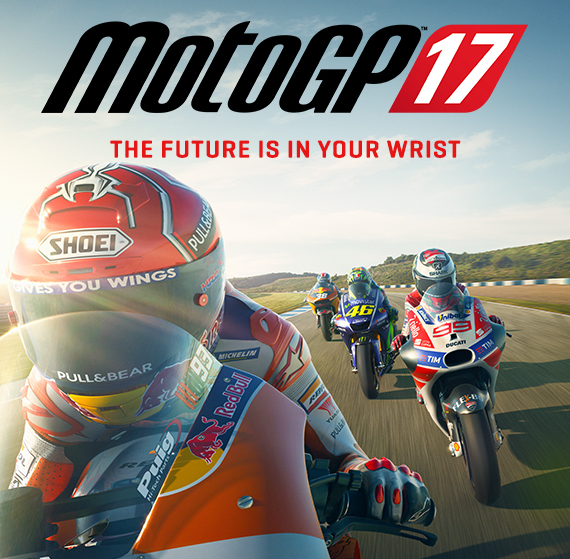 Sony PS4 MotoGP 17
