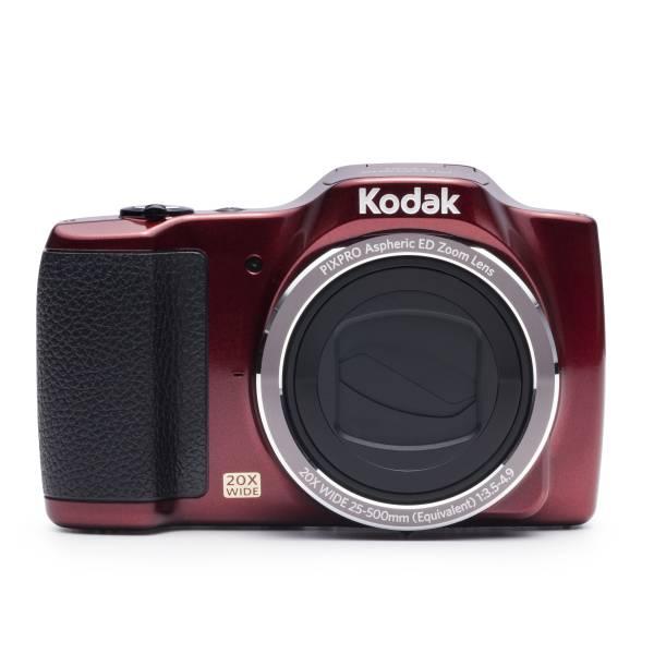 Kodak FZ201 Red
