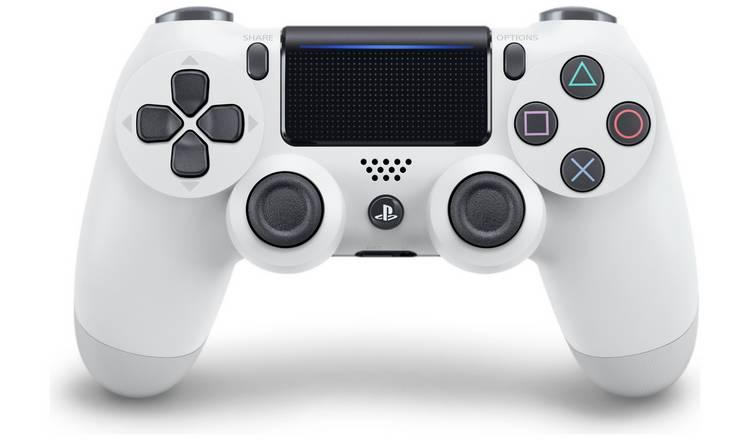 Sony Dualshock4 V2 Wireless Controller glacier wh..