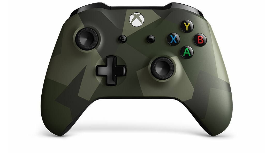 Microsoft XBOX ONE Wireless Controller Special Ed..