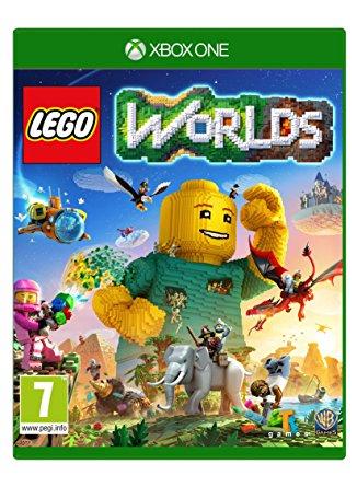 Microsoft Xbox One LEGO Worlds