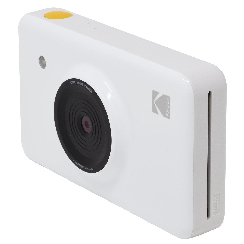 Kodak Minishot Camera & Printer White