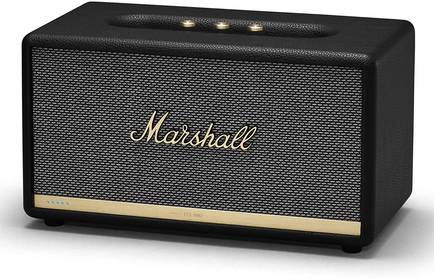 Marshall Stanmore II Voice Amazon Alexa black