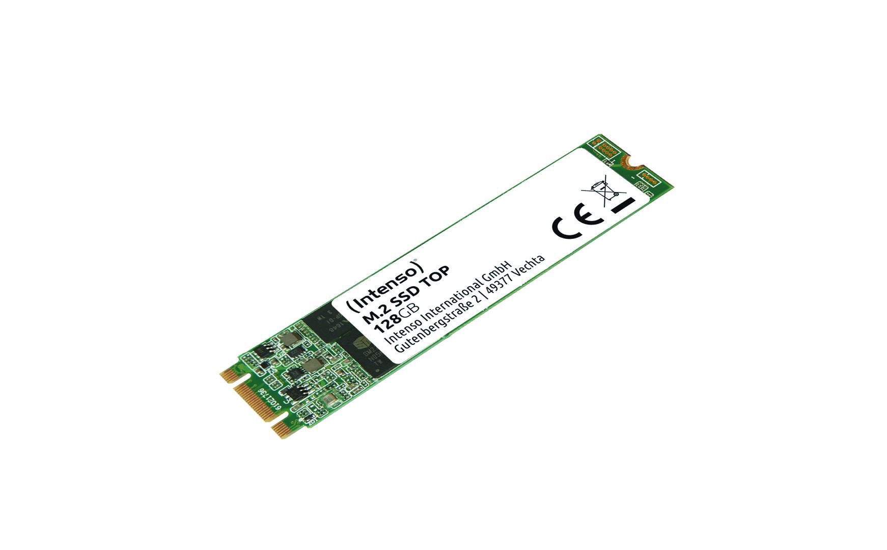 Intenso SSD M.2 Top 128GB 3832430