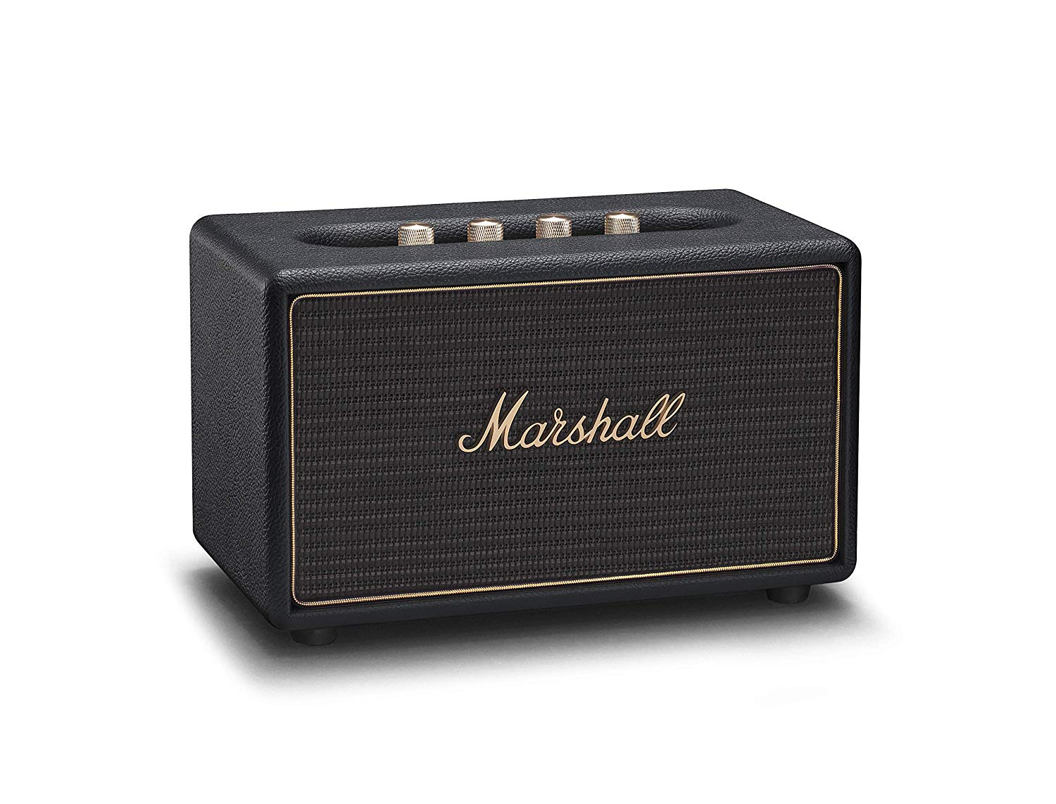 Marshall Acton Multi-Room Bluetooth black