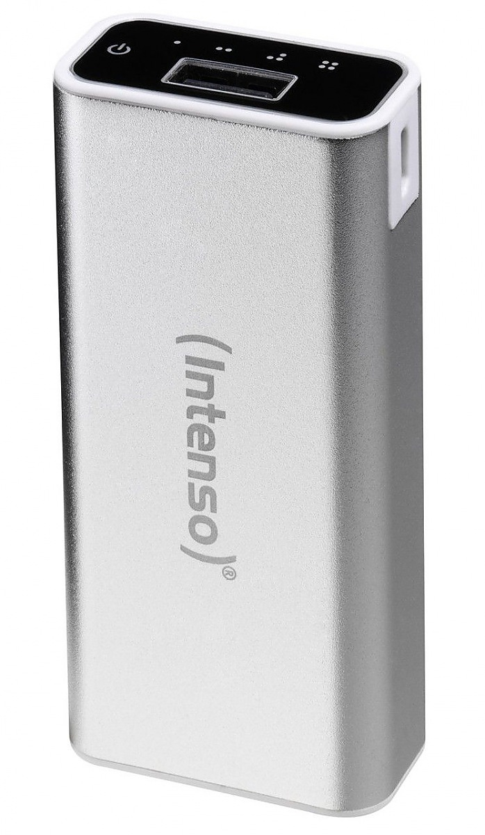 Intenso A5200 silver 7322421 (5200mAh)