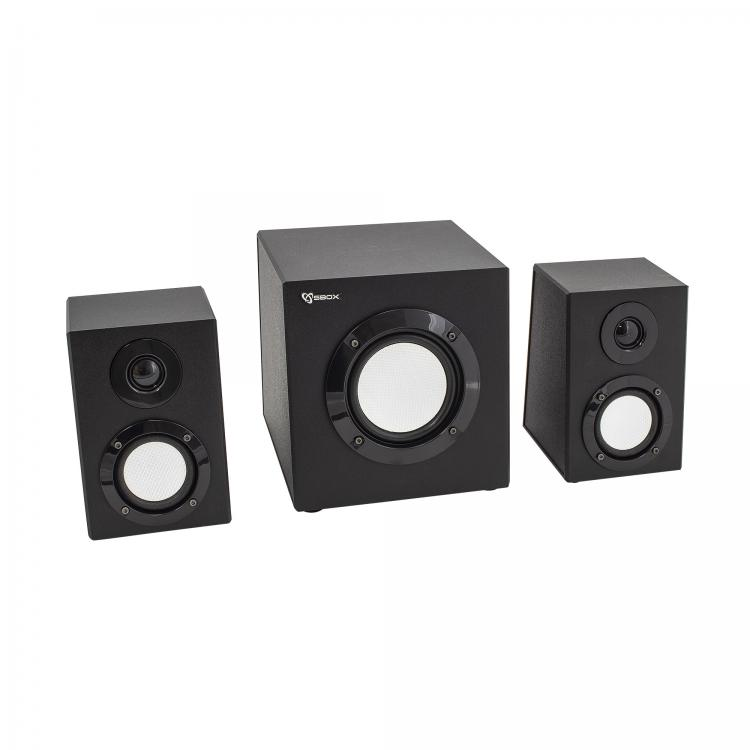 Sbox Speaker System Bluetooth SP-4300