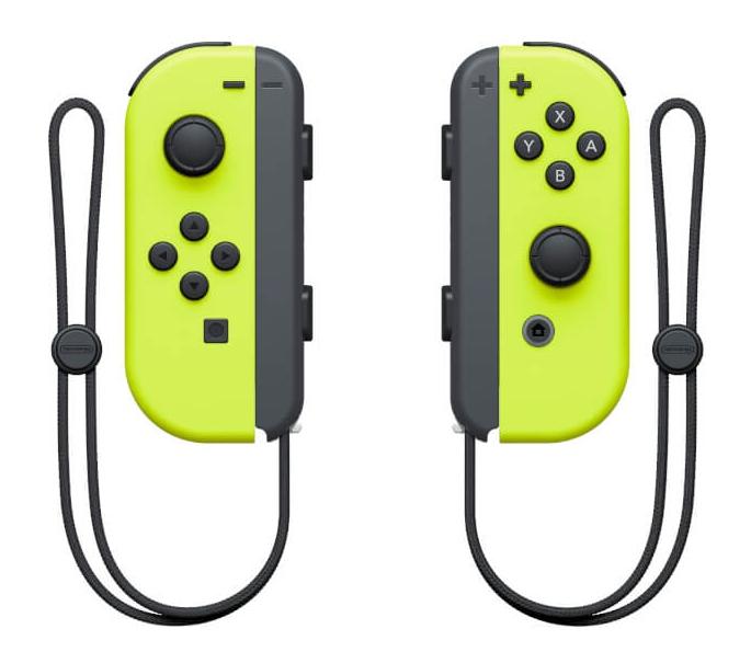 Nintendo Switch Joy-Con Pair Yellow