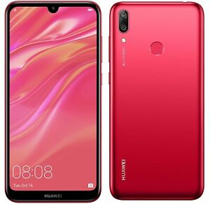 Huawei Y7 (2019) Dual 32GB Red