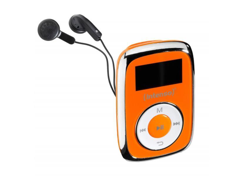 Intenso Music Mover 8GB orange 3614565