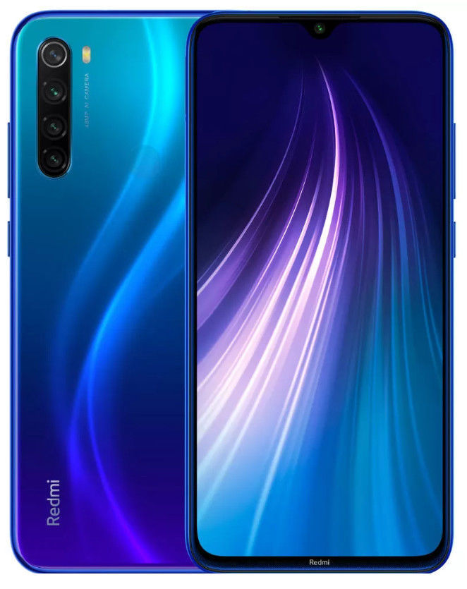 Xiaomi Redmi Note 8 Dual 3+32GB neptune blue