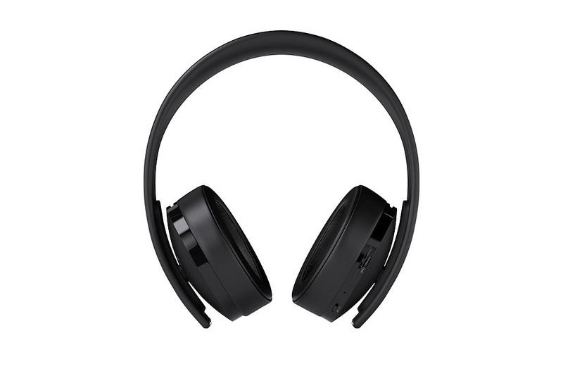 Sony Playstation 4 Gold Wireless Headset
