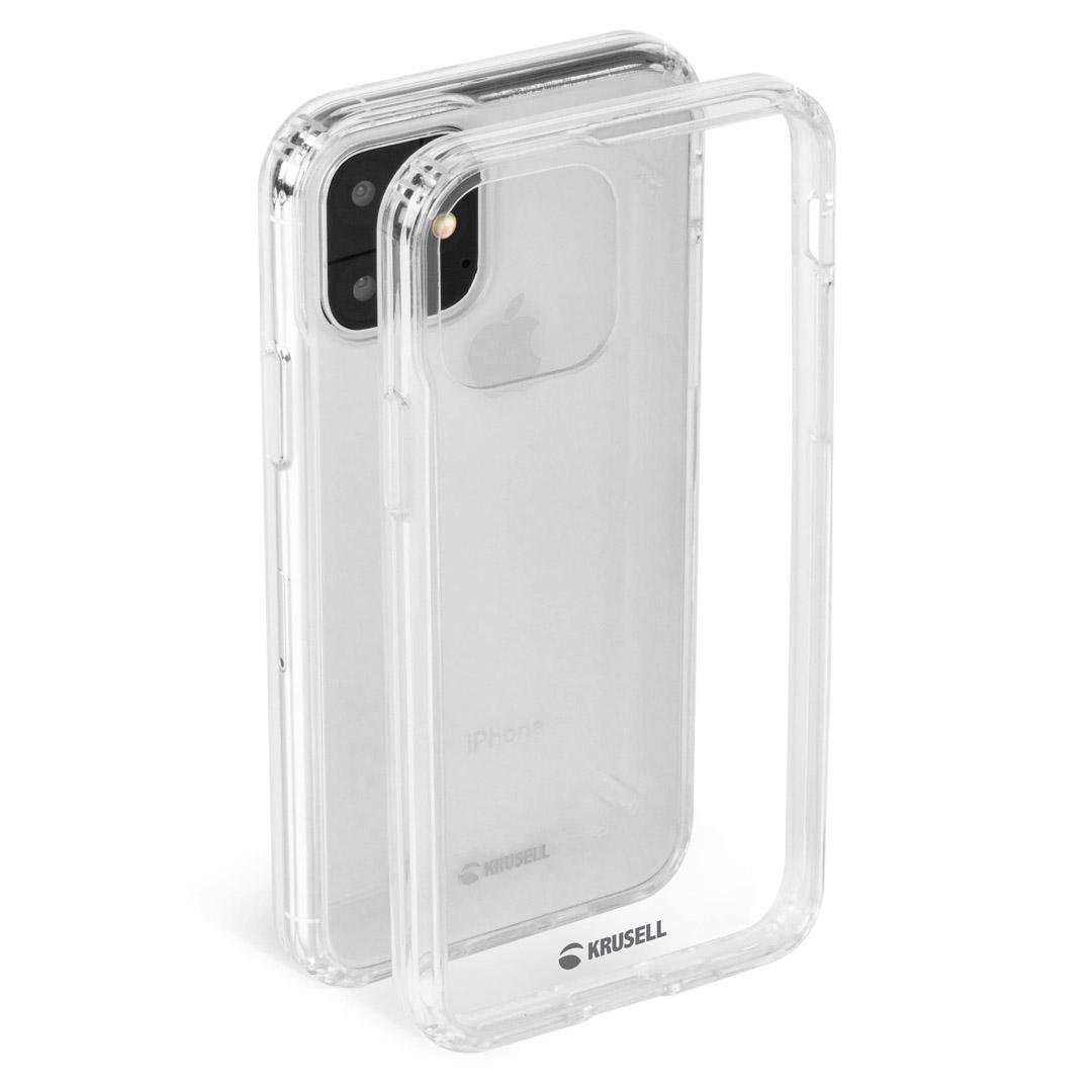 Krusell Kivik Cover Apple iPhone 11 transparent