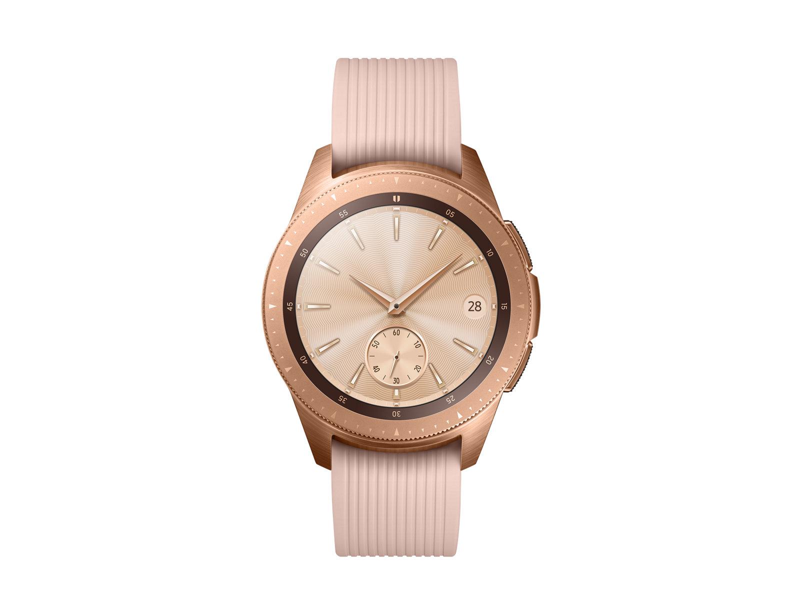 Samsung R810 Galaxy Watch 42mm rose gold