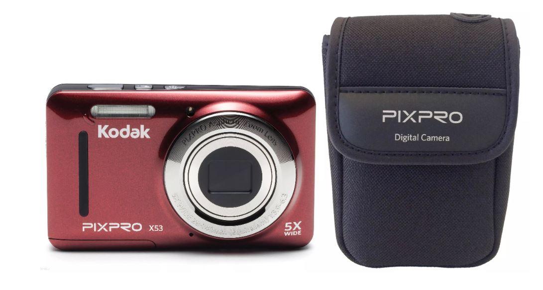 Kodak X53 Red