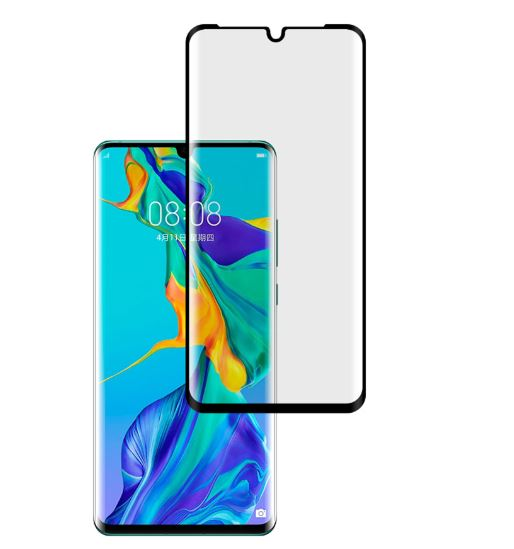 Tellur Tempered Glass 3D Full Glue for Huawei P30..