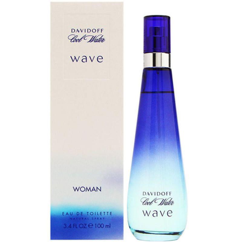 Davidoff Cool Water Wave (EDT,Woman,100ml)