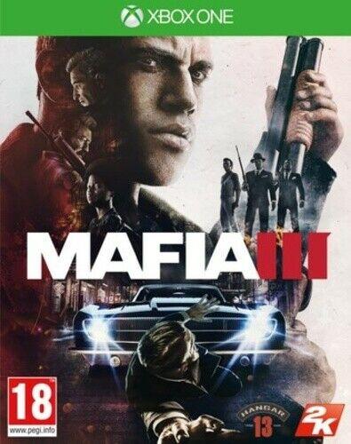 Microsoft Xbox One Mafia 3