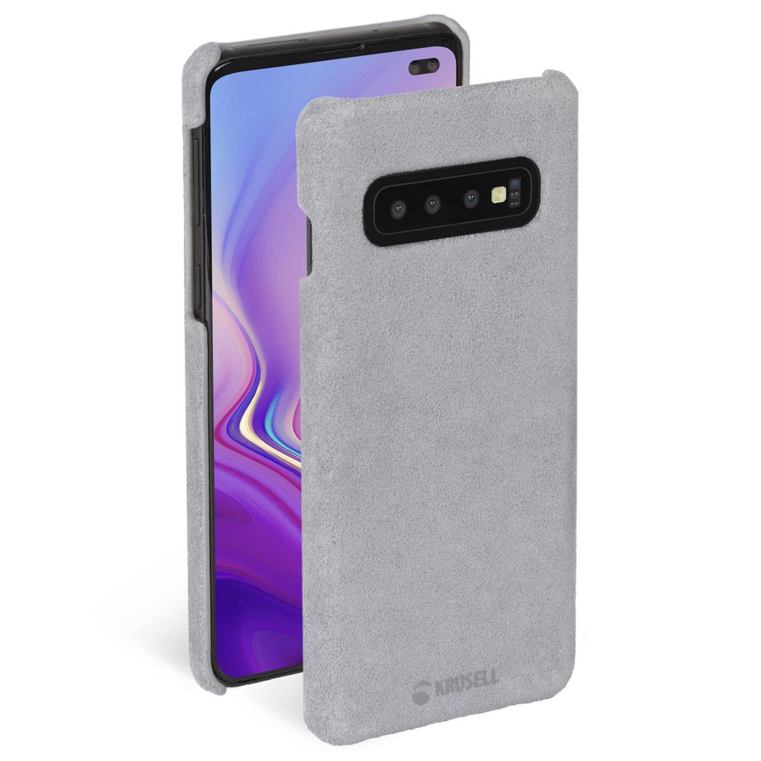 Krusell Broby Cover Samsung Galaxy S10+ grey