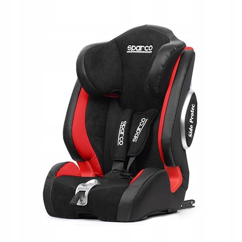 Sparco F1000KI Red Isofix (F1000KI-G123RD) 9-36 K..