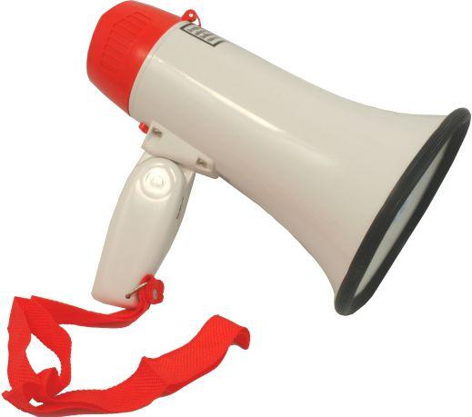 Intenso Megaphone Fan Megaphone 95 04001