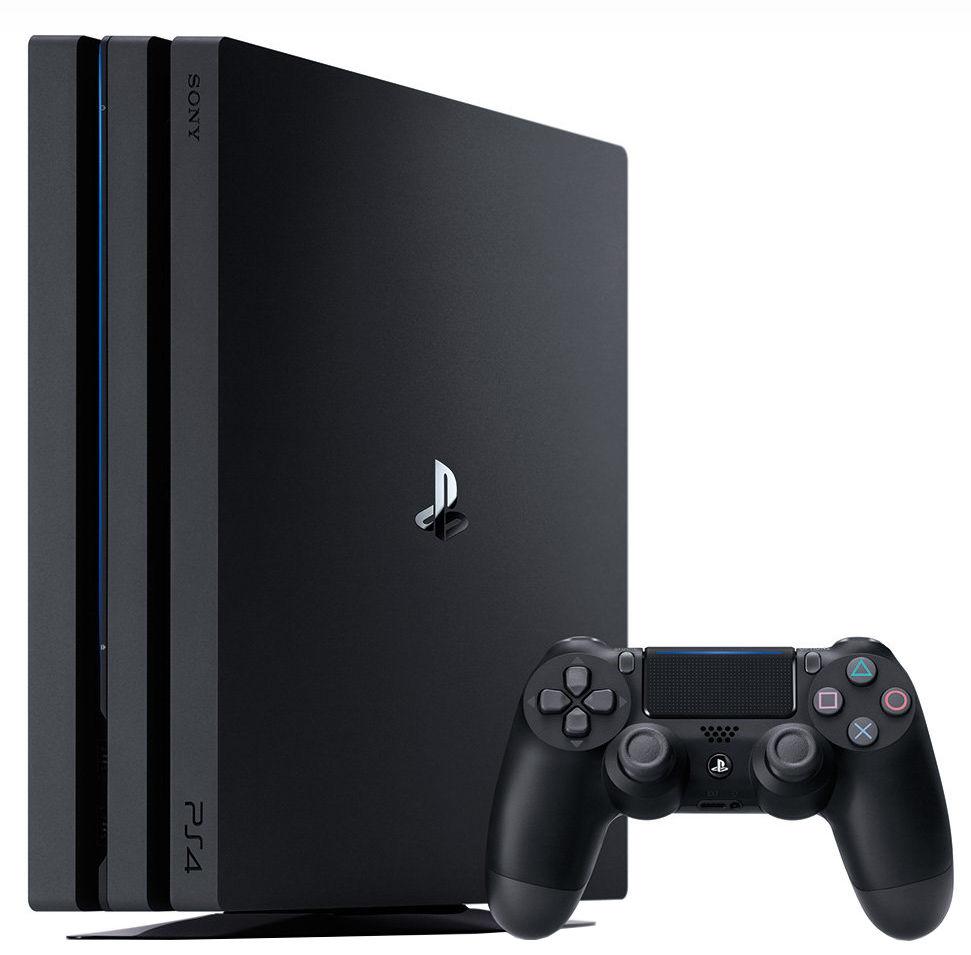 Sony Playstation 4 PRO 1TB (PS4) Black + FIFA 20