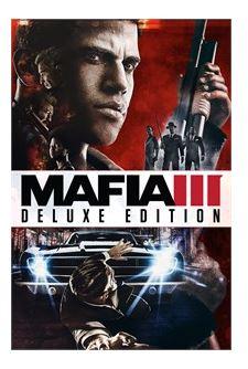 Microsoft Xbox One Mafia 3 Deluxe Edition