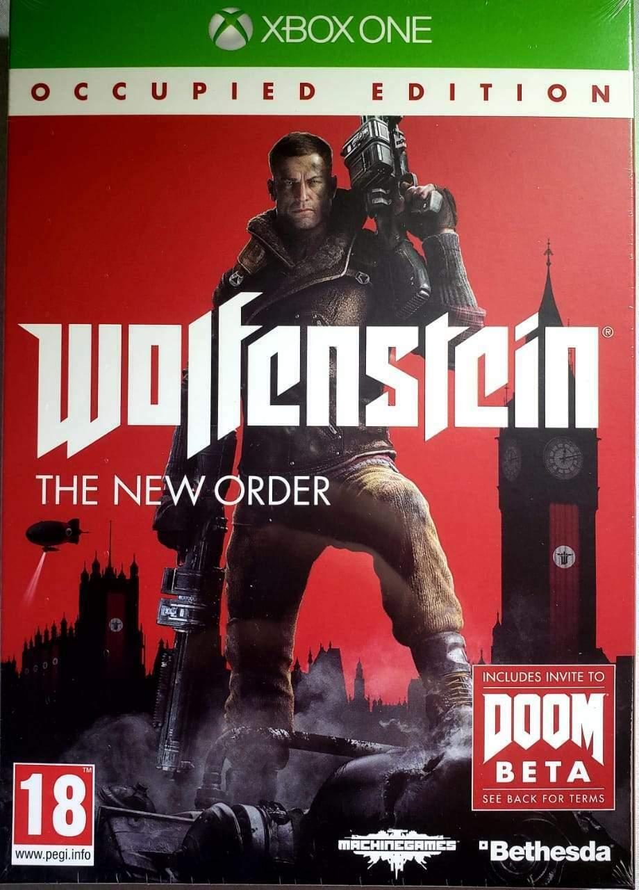 Microsoft Xbox One Wolfenstein:The New Order Occu..