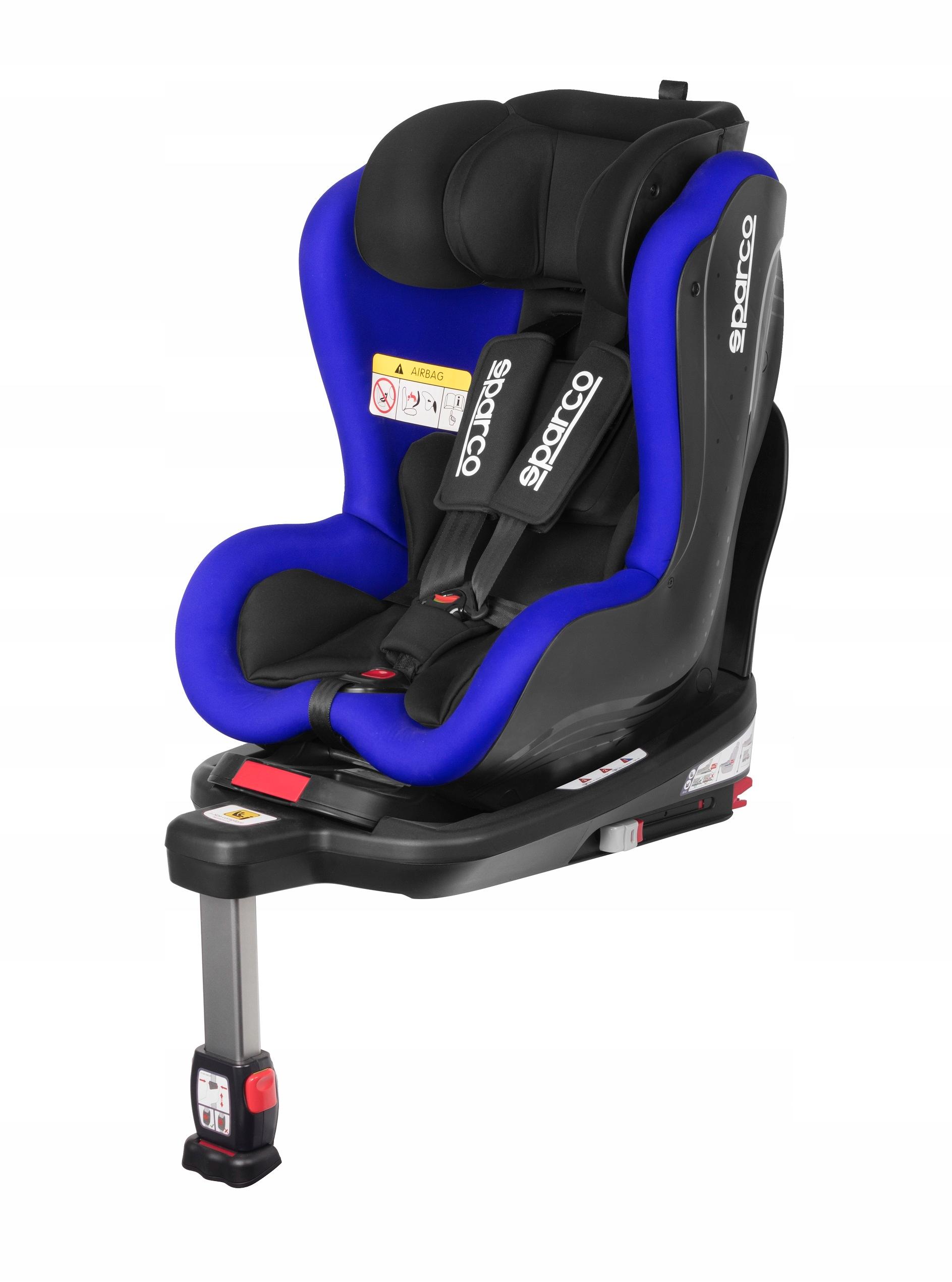 Sparco SK500i black-blue (SK500i-BL) Max 18Kg