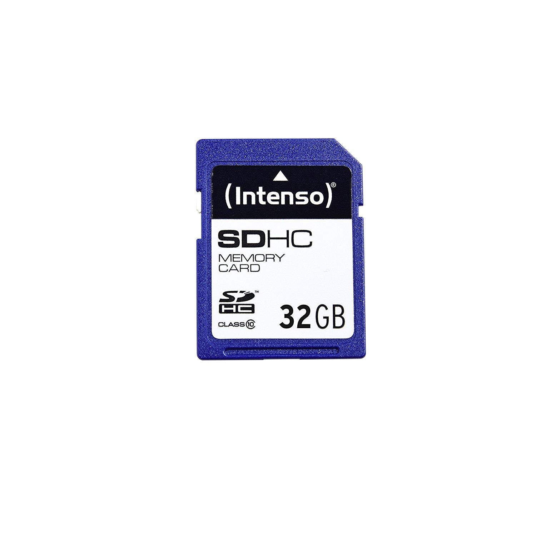 Intenso SDHC 32GB Class10 3411480
