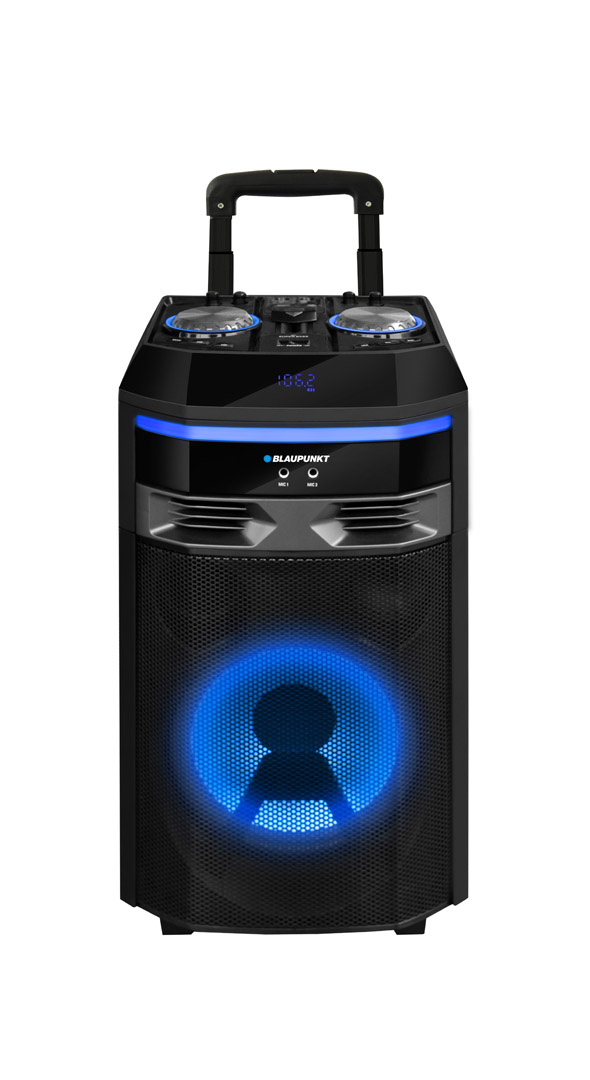 Blaupunkt PS6 With Bluetooth