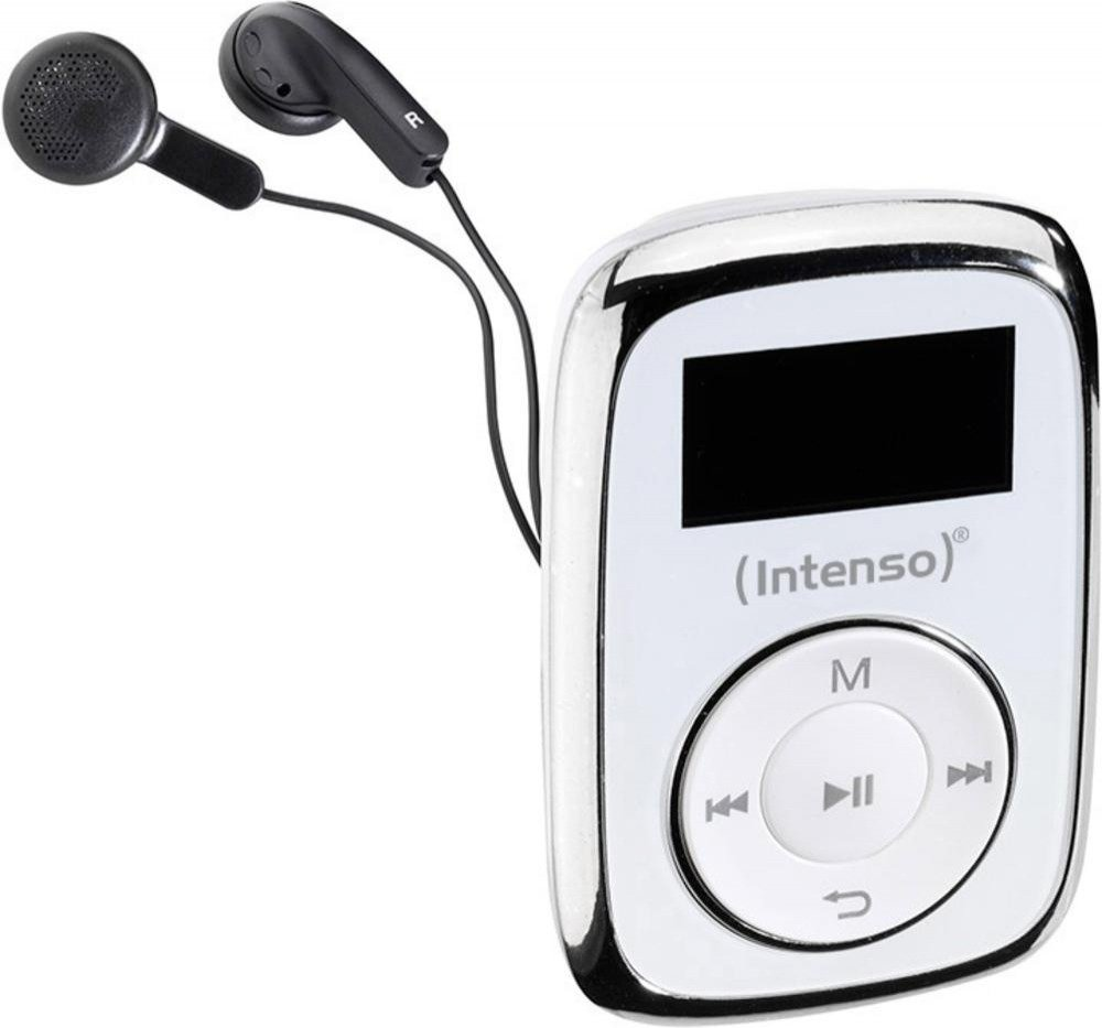 Intenso Music Mover 8GB white 3614562