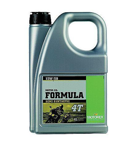 Eļļa Motorex Formula 4T 15W/50 4L