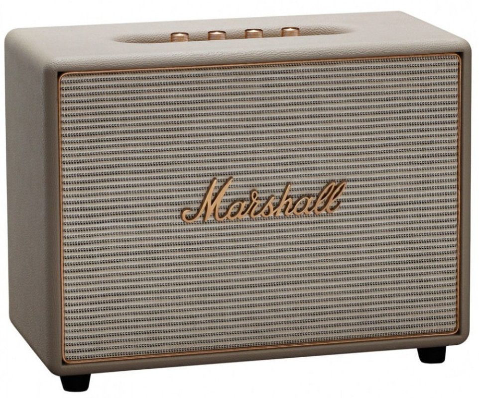 Marshall Woburn Multi-Room Wifi & Bluetooth cream