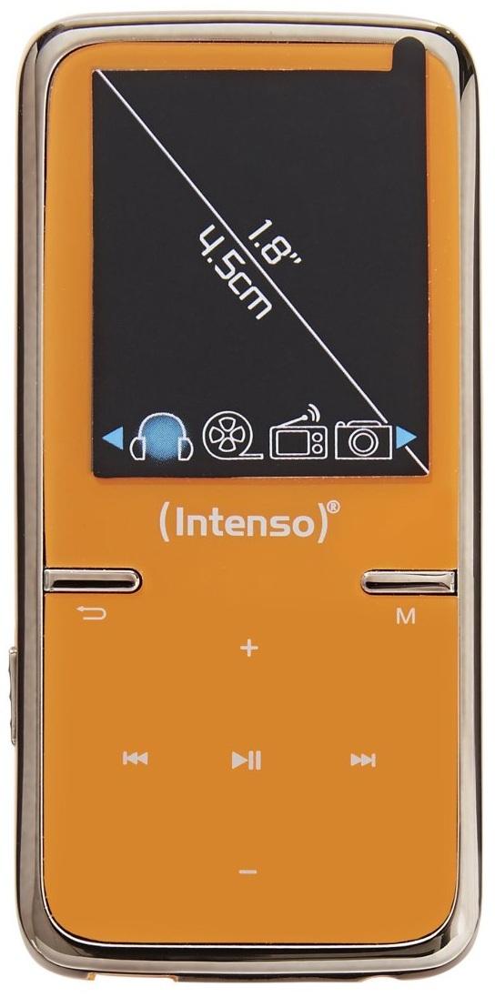 Intenso 8GB Video Scooter 1.8 orange 3717465