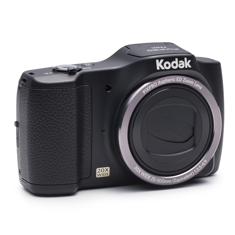 Kodak FZ201 Black