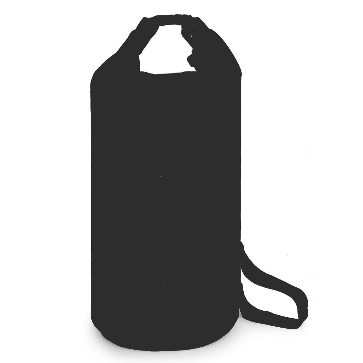 MiniMu Backpack 20L black