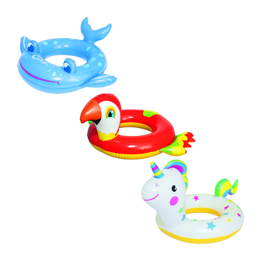 Bestway Animal Shaped Swim Rings 36128