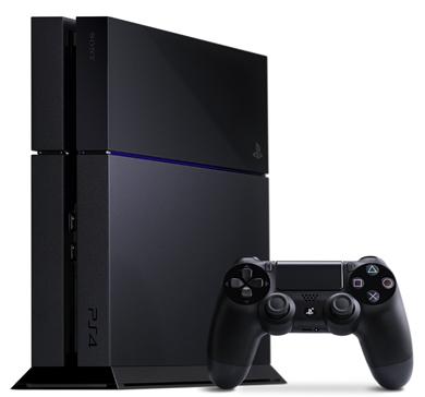 Sony Playstation 4 500GB (PS4) Black (Damaged Box..